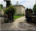 ST5394 : Grade II listed Tutshill Lodge, Tutshill by Jaggery
