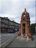 NS5766 : The Cameron memorial fountain by David Smith