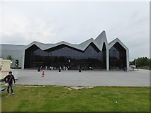 NS5566 : The Riverside Museum by David Smith