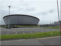 NS5765 : The SSE Hydro arena by David Smith