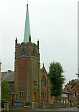 SK4641 : United Reformed Church, Wharncliffe Road, Ilkeston by Alan Murray-Rust