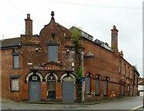 SK4641 : Captain Gregory's Vaults, East Street, Ilkeston by Alan Murray-Rust