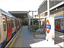TQ0584 : Uxbridge tube station by Mike Quinn