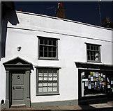 TM2749 : 20 Church Street, Woodbridge by Jo Turner