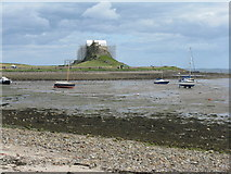 NU1341 : The Ouse at Holy Island by M J Richardson