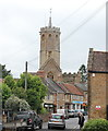 ST4316 : St James' Street, South Petherton by Bill Harrison