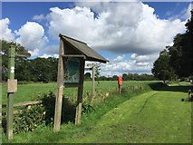 SO8453 : Chapter Meadows by Alan Hughes
