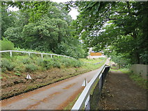 TQ0762 : Brooklands Test Hill by Oast House Archive