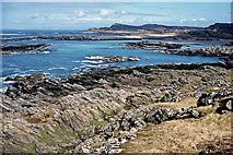 NR3593 : Skerries in Port Mòr by Julian Paren