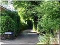 SD7411 : Pitfield Lane, Harwood by Philip Platt