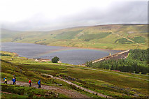 SE0676 : Scar House Reservoir by Mick Garratt