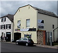 ST1600 : King Street cycle shop and Blackmores Electrical, Honiton by Jaggery