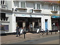 SY1287 : Neil's Restaurant, Sidmouth by Chris Allen