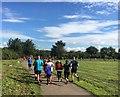 SK5464 : Mansfield parkrun by Graham Hogg
