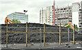 J3474 : The City Quays car park site, Belfast - August 2017(1) by Albert Bridge