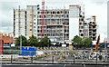 J3474 : The City Quays car park site, Belfast - August 2017(2) by Albert Bridge