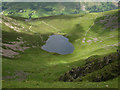 NY1615 : Bleaberry Tarn by Hugh Venables