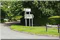 SH8378 : Llanrwst Road, Colwyn Heights by Stephen McKay