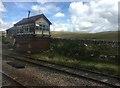 SD7580 : Blea Moor signal box by Graham Hogg