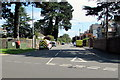 ST1479 : Western end of Church Road, Whitchurch, Cardiff by Jaggery