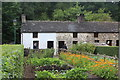 ST1177 : Gardens, Rhyd-y-car Terrace, St Fagans National History Museum by M J Roscoe