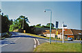 TL9149 : Site of Lavenham station, 2003 by Ben Brooksbank