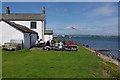 SD2363 : The Ship Inn, Piel Island by Ian Taylor