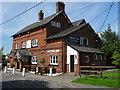 SJ7770 : Crown Inn - Goostrey by John M