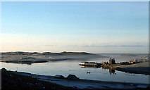 HU4039 : East Voe of Scalloway by Greg Fitchett