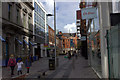 J3374 : Donegall Place, Belfast by Robert Eva