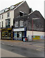 SS5147 : Yorkshire Building Society agency, High Street, Ilfracombe by Jaggery