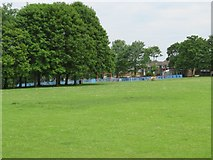 SU6050 : Play area - Stratton Park by Given Up