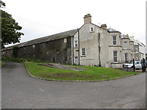 J5950 : Renovated houses and barns overlooking Lough Shore Road, Portaferry by Eric Jones