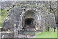 SO2409 : Derelict blast furnace, Blaenavon Ironworks by M J Roscoe