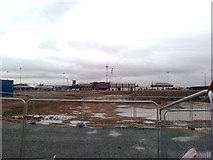 TQ7769 : Dockyard Buildings at the entrance to Chatham Docks by David Anstiss