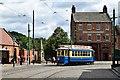 NZ2155 : Beamish Tram by John Myers