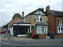 TL4197 : Shop and house on Station Road, March by JThomas