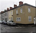 ST3288 : Corner of Manchester Street and London Street, Newport by Jaggery
