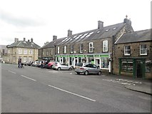 NY8383 : The centre of Bellingham by Graham Robson