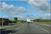 TF0503 : A1 northbound, Wittering by Robin Webster