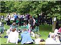 SE2641 : Big band sound, Golden Acre Park by Stephen Craven
