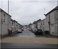 ST3288 : Dean Street, Barnardtown, Newport by Jaggery