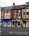 ST3188 : Derelict shop, Clarence Place, Newport by Jaggery