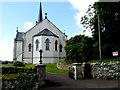 G7176 : St Mary's RC Church, Killybegs (rear) by Kenneth  Allen