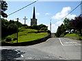 G7176 : Church Road, Killybegs by Kenneth  Allen