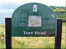 D2340 : Torr Head [1] by Michael Dibb