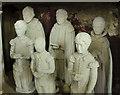 SK7565 : Cartwright Boys, Church of the Holy Rood, Ossington by Julian P Guffogg
