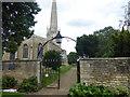 SK9348 : St Vincent's Church, Caythorpe by Marathon