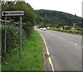 SO5300 : Llanishen direction sign,Tintern by Jaggery