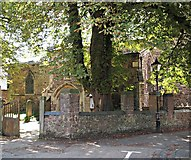 SK5907 : St Peter's Church, Belgrave Village, Leicester by David Hallam-Jones